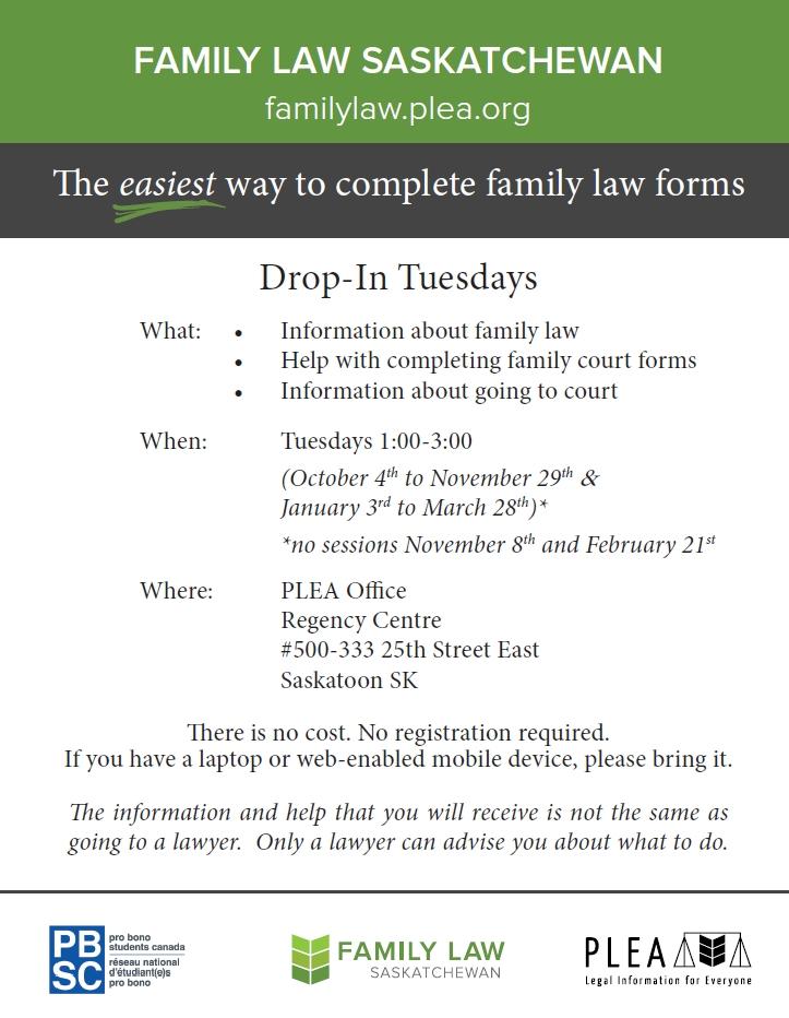 pleafamilylawsession