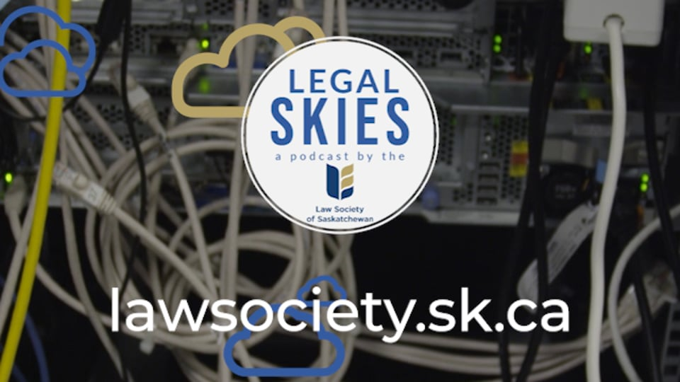 Legal Skies podcast Video Teaser Craig Zawada and Julie Sobowale S2E5